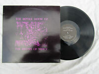 "SISTERS OF MERCY 12"" THE REPTILE HOUSE E.P. mr023 made in France... 45rpm / rock"