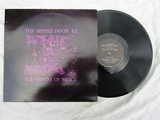 """Sisters of Mercy 12"""" il Rettilario E.P. mr023 Made in France... 45 RPM/Rock"""