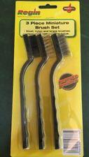 Regin 3 Piece Miniature Brush Set REGT71 (90.990)