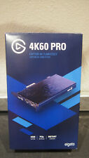 ELGATO 4K60PRO GAME CAPTURE DEVICE PCIe NEW IN OPEN BOX