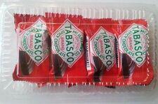 """Tabasco """"Spicy Dark Chocolate Wedges"""" Pack of 10 single wedges #000117"""