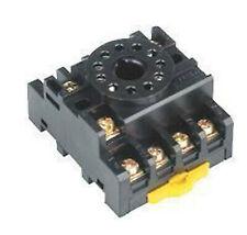 10pcs New Relay Socket Pf113a 11 Pin Octal Base