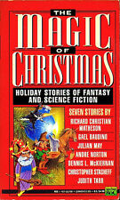 Holiday Sci-Fi Anthology THE MAGIC OF CHRISTMAS Signed First Printing