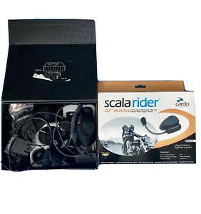 Cardo Scala Rider Q2 MultiSet ⭐️⭐️⭐️⭐️⭐️