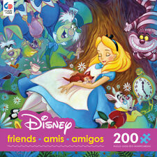 Disney Ceaco Alice in Wonderland Dreaming in Color 200 Pcs Puzzle New with Box