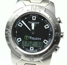 TISSOT T touch Z251/351 Digiana Black Dial Quartz Men's Watch_576304