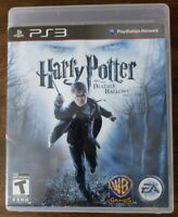 USED Harry Potter and the Deathly Hallows: Part 1 Sony PlayStation 3