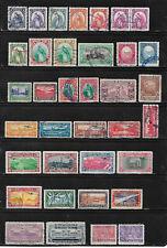 Guatemala, o/used Sammlung / Collection ca. 1935 - 1975, 3 Scans !