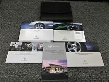 2005 Mercedes Benz SL Class SL500 SL600 SL55 SL65 AMG Owner Operator Manual