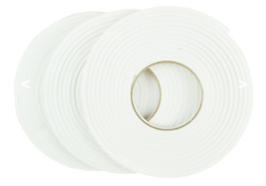 Draught Excluder SELF ADHESIVE Tape Seal Door Window Weather Strip Insulation UK