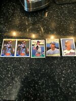 1989 Lot of Randy Johnson rookie and 2nd year cards (16 cards) - Free Shipping