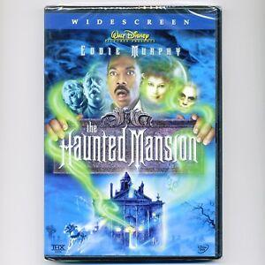 Walt Disney Haunted Mansion 2004 PG family comedy movie, new DVD Eddie Murphy ws