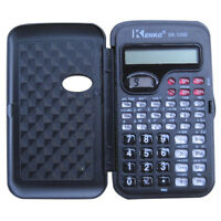 KENKO Student Electronic 10 Digits Scientific Calculator Calculator with Cl T5X8