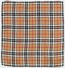 aae93aa18b1e Écharpes et châles foulards multicolores Burberry pour femme   eBay