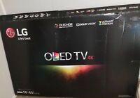 "LG OLED65E6P 65"" 4K 3D 2160p UHD OLED HDR HDR10 Dolby Vision WebOS TV *PRISTINE*"