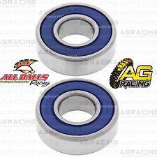 All Balls Front Wheel Bearings Bearing Kit For Suzuki RM 250 1984 84 Motocross
