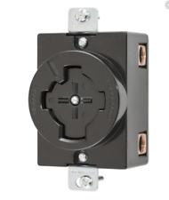 HUBBELLOCK HBL20403 30/20A Locking Receptacle 3P 4W 600VAC/250VDC
