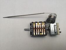 Genuine Chef Upright Stove Oven Thermostat Control + Switch CVE612SA 9440317370