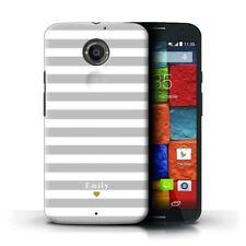 Étuis, housses et coques noirs métalliques pour téléphone mobile et assistant personnel (PDA) Motorola