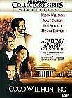 Good Will Hunting 1998 Collectors Series Dvd
