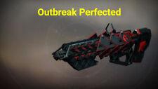 PS4 Destiny 2 Outbreak Perfected + Catalyst Masterwork