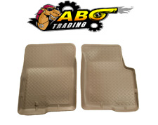 Husky Liners For 97-17 Ford E-350 & More Classic Style Tan Front Floor - 33253