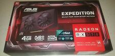ASUS RADEON RX570 EXPEDITION EX RX570 4G 4GB DDR5 GRAPHICS CARD