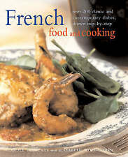 French Food and Cooking, Wolf-Cohen, Elizabeth,Clements, Carole, Very Good Book