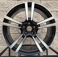 "20"" Porsche Cayenne Turbo II Style Wheels Rims GTS Black VW Touareg Audi Q7"