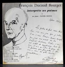 François Ducaud Bourget & Daniel Boivin Autographed / Signed