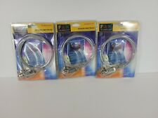 New listing F & K Technology Laptop Combination Lock And Cable New Old Stock Set Of 3