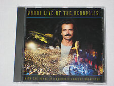 YANNI LIVE AT THE ACROPOLIS CD 11 SELECTIONS  MINT CONDITION