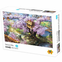DIY Family Jigsaw Mini Puzzles Assembling 1000 Pieces Adult Kids Educational New