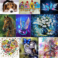 Full Drill 5D DIY Diamond Painting Embroidery Cross Crafts Stitch Home Art Decor