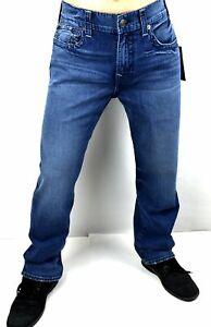 True Religion Men's Devin Loose Straight Big T Jeans - 103403 Size 32, 40