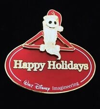 Disney WDI Nightmare Before Christmas Jack as Sandy Claws Pin Happy Holidays