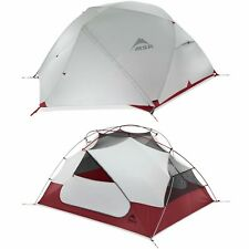 New MSR Tent Elixir 3 Person Tent Backpacking Camping Light Weight
