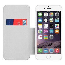 Custodie portafoglio bianca per cellulari e palmari Apple