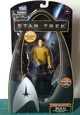 """Star Trek Collection""""sulu""""figura de Acción(playmates Toys)ver foto"""