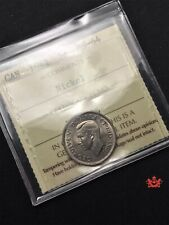 1942 Canada 5 Cents - ICCS MS64 - XUV 205