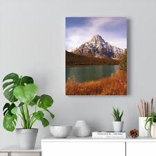 Mountain Scenery Wall Art | Canvas Wall Decor