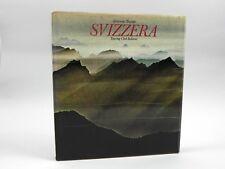 Libro Svizzera collana attraverso l'Europa Touring club Italiano Guida Storia