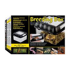 Exo Terra Plastic Stackable Breeding Box Tank Small