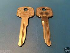 Mercedes W 110, W 111, 112 u. Pagode  Tür Schlüsselrohling Börkey Profil 548 1/2