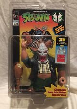 Spawn Clown Action Figure Comic Book Todd McFarlane Sealed Package 1994