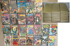 Marvel, DC, etc Comics Mystery Bags. 6 per bag EACH CONTAINS 1 COLLECTABLE
