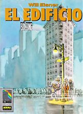 Will Eisner. Col. El Muro 4: EL EDIFICIO.  Norma, 1990.Combino costes envío.