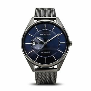 Bering Mens Analogue Automatic Watch with Stainless Steel Strap 16243-227