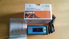 Pantalla LCD microordenador Regulador De Temperatura Termostato 220VAC STC-200