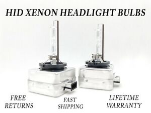 6000K Diamond White HID Xenon Headlight Bulb for BMW 740Li 2011-2015 High & Low